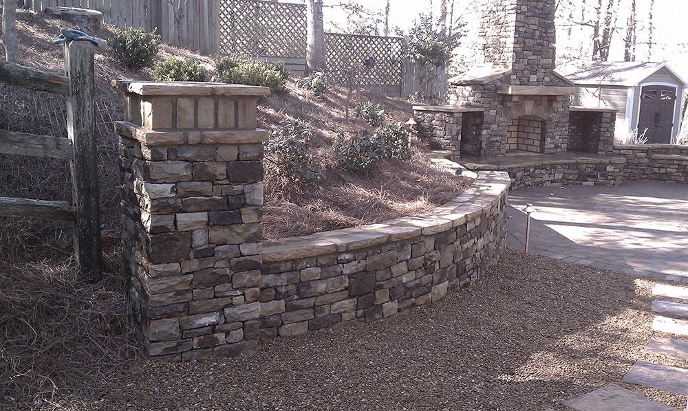 Landscaping Stone Georgia : Georgia landscape pictures