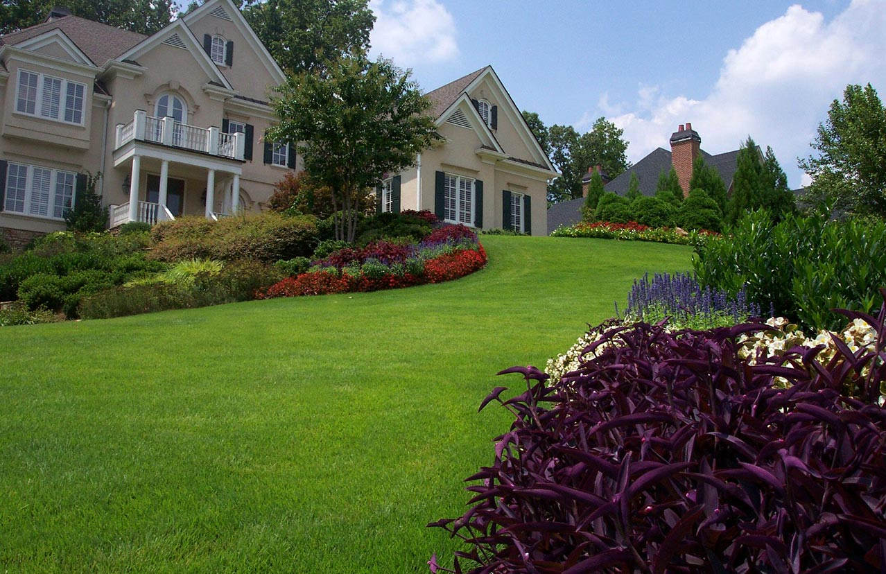 Georgia landscape for Landscape design usa